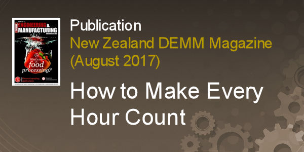 View Make Every Hour Count Publication