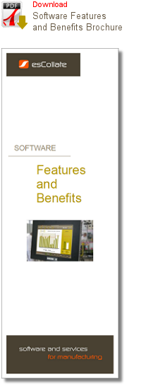 Download esCollate Features and Benefits Brochure
